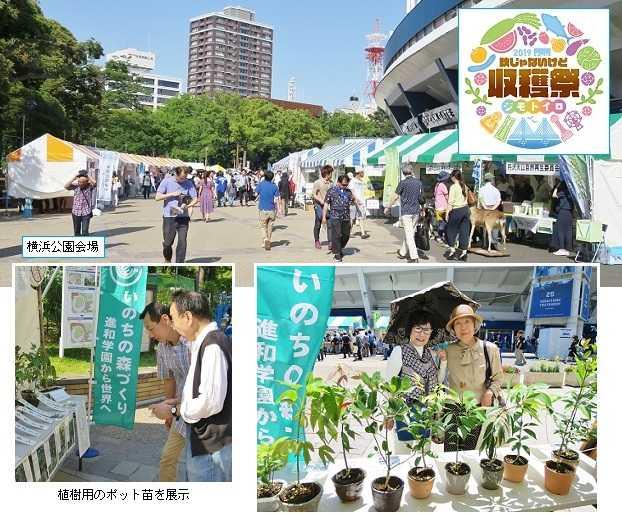 tvk「2019 秋じゃないけど収穫祭」~環境保全と障害者福祉を発信!~