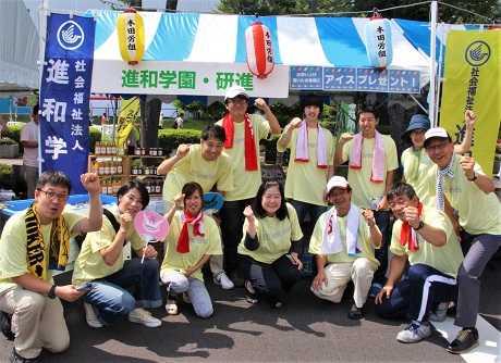 Honda埼玉「真夏の祭典2019」に参加!~ Pleasure to Everyone ~