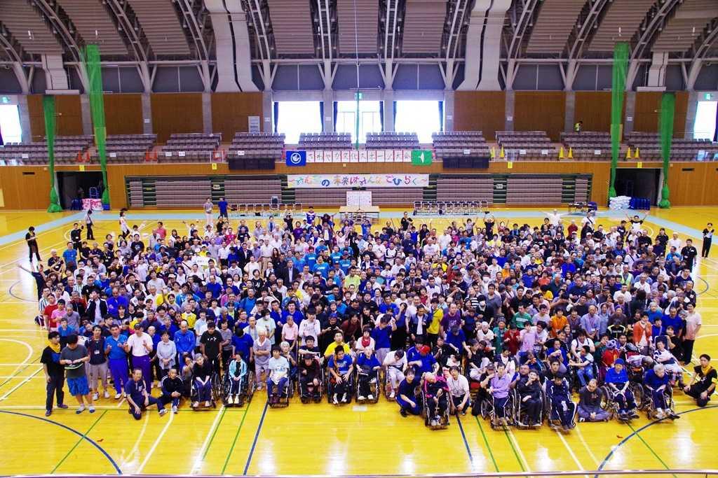 第21回さわやか文化・スポーツ大会開催!