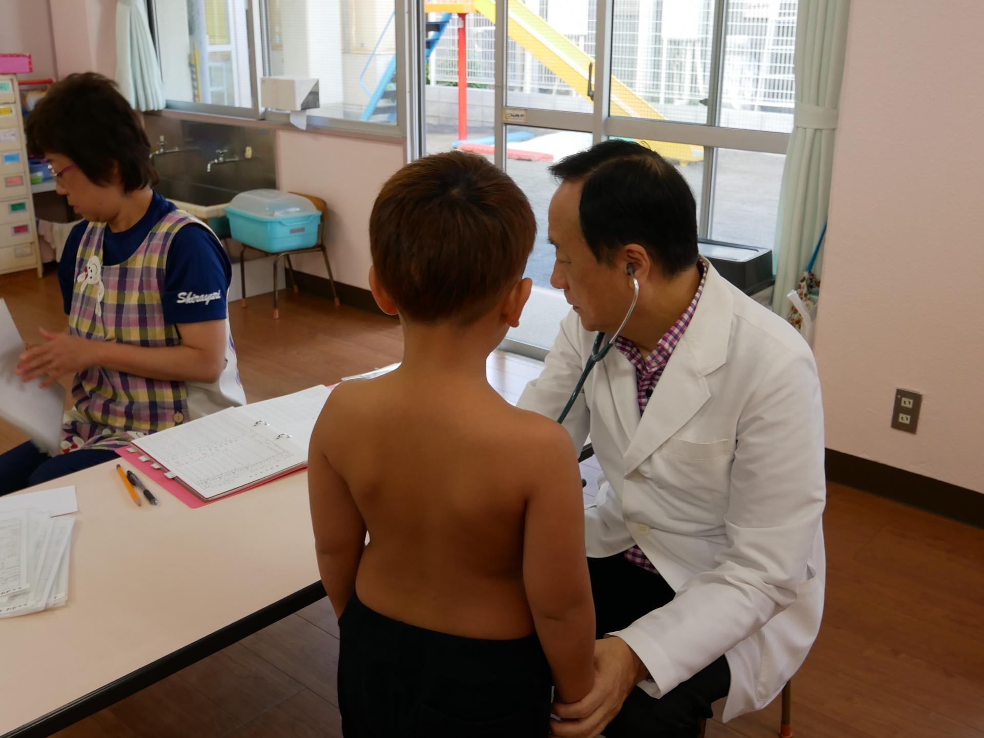 健康診断(内科・歯科)