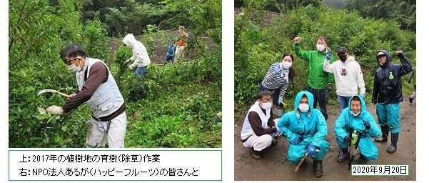 高尾小仏植樹活動「育樹祭」に参加!