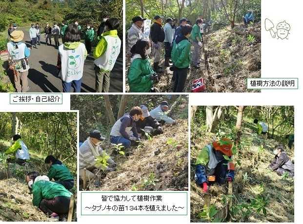 第19回湘南国際村めぐりの森植樹事業が始動!~ コロナ禍での分散実施 ~